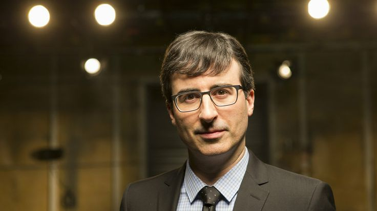 John Oliver is no one's friend on his new HBO show | NPR