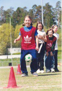 Jalkapallotunnille vinkkejä edu.fi-sivustolta