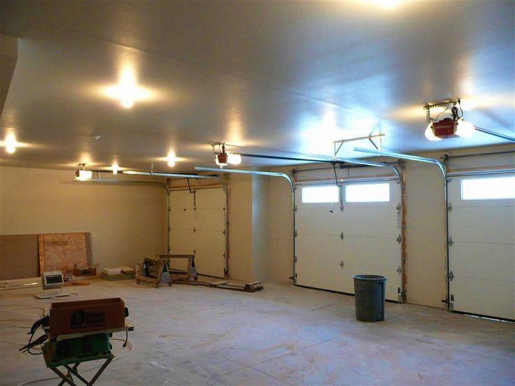 installation garage lighting ideas   67 best Garage Lighting Ideas images on Pinterest ...