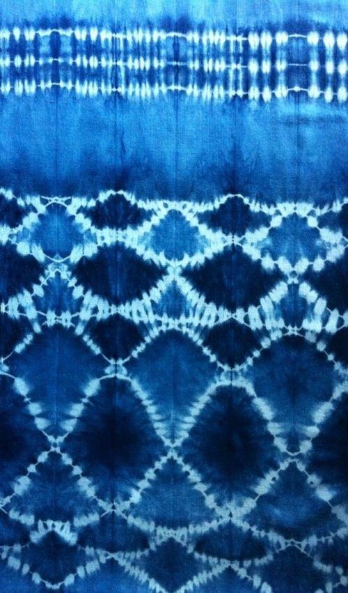 17 best images about batik tie dye shibori on pinterest. Black Bedroom Furniture Sets. Home Design Ideas