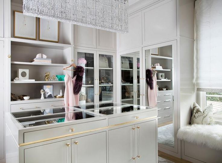 343 Best Closets Images On Pinterest Master Closet