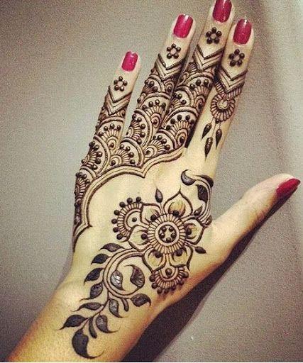 123 Best Henna Images On Pinterest Henna Mehndi Mehendi And Henna Art