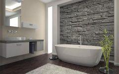 badezimmer ideen naturstein #waschbecken #badezimmermöbel ...