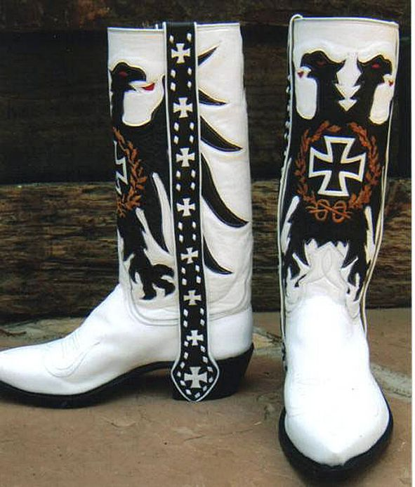 Riff Raff leather | ... of a kind boot by riff raff hollywood ca usa pics riff raff leather