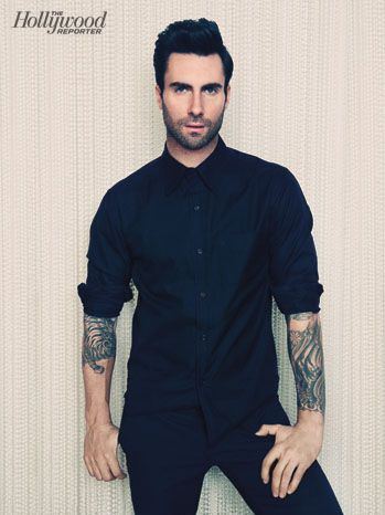 Lord have mercy. Adam Levine makes me want to go to the gym so that if I ever see him, I am as hot as humanly possible.