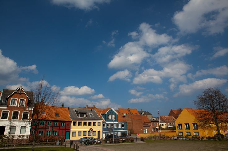 Picture taken in Nyborg, Funen