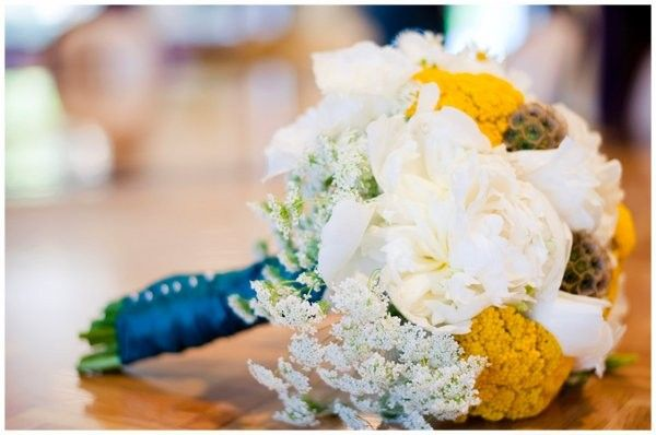 Queen Anne's Lace Wedding Flowers Photos on WeddingWire