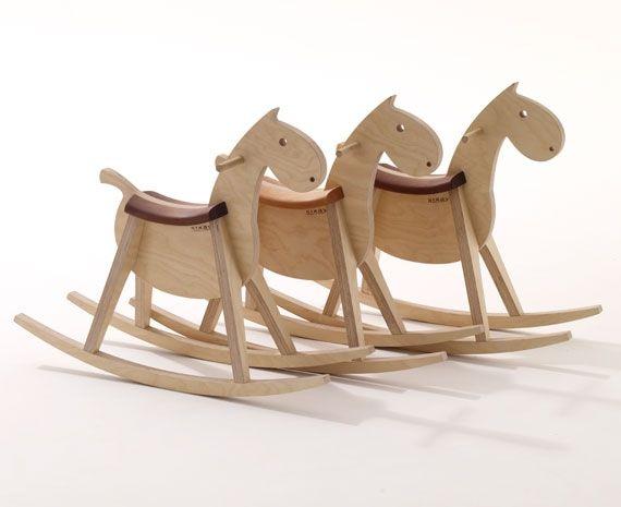 Balanço cavalo alta cadeira planos