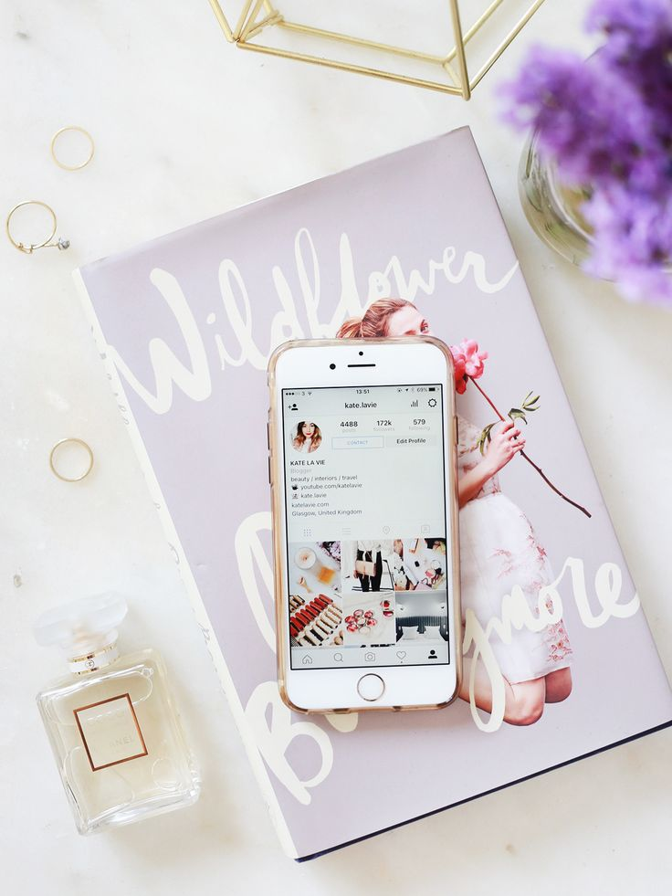 How To Improve Your Instagram Photos. (Kate La Vie)