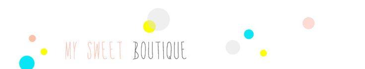 My Sweet Boutique — ** Cadeaux gourmands ** /tout pour anniv, bapteme ..; (déco, ...)