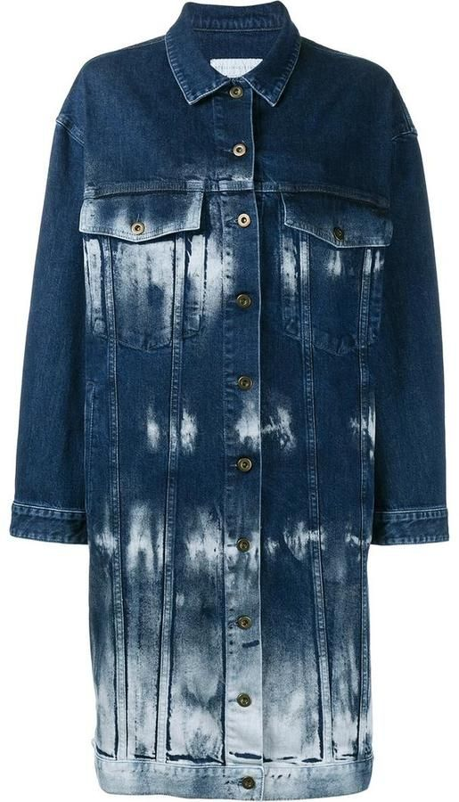 Stella McCartney 'Malori' denim jacket