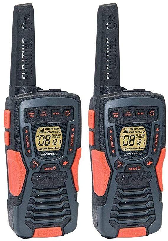 Midland Gxt 550vp4 2 Way Radios Owners Manual