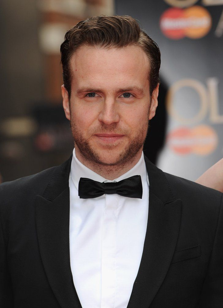 Pin for Later: Bored of Benedict? Add These 33 Hot British Actors to Your List! Rafe Spall
