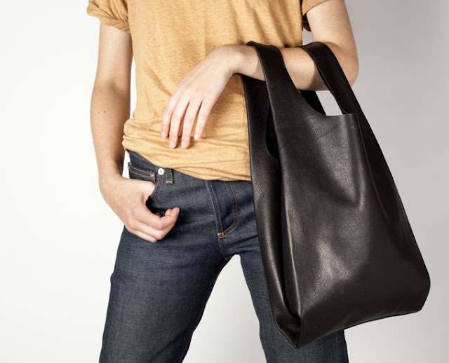 Baggu Leather Bags: Idea, Style, Baggu Leather, Leather Handbags, Leather Tote, List, Leather Baggu Bag 5 Sixhundred, Leather Bags, Products