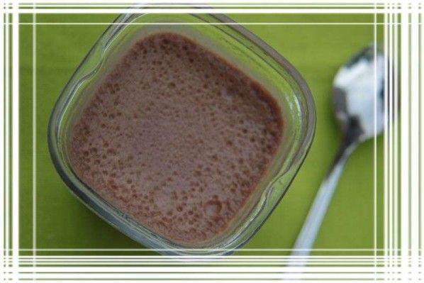 Petits pots de crème au Nutella (Multi Délices)