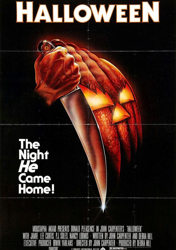 Halloween / Η Νύχτα με τις Μάσκες (1978)★Όλο χωρίς ενδοιασμούς. Για να δείτε από πού ξεκίνησαν τα περισσότερα στην διάσημη υποκατηγορία του #slasher. Από τις κλασικότερες ταινίες τρόμου όλων των εποχών.