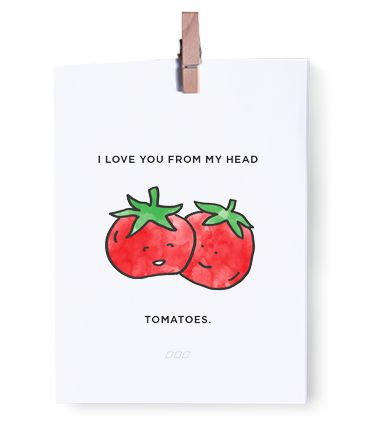valentine's day food puns