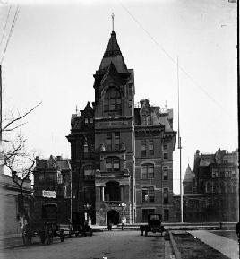 1911 cook county hospital