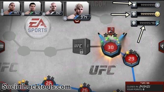 Ea Sports Ufc Hack Tool Ufc Ea Sports Ufc Tool Hacks