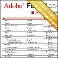 40 Must Have Cheat Sheets for effective Web DesignersCheat Sheet