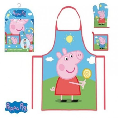 Peppa Pig Peppa Pig Chef Set. Check it out!