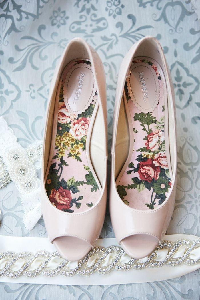 dac44c616840a ▷ 1001 + Idées pour une chaussure femme pour mariage + les ...