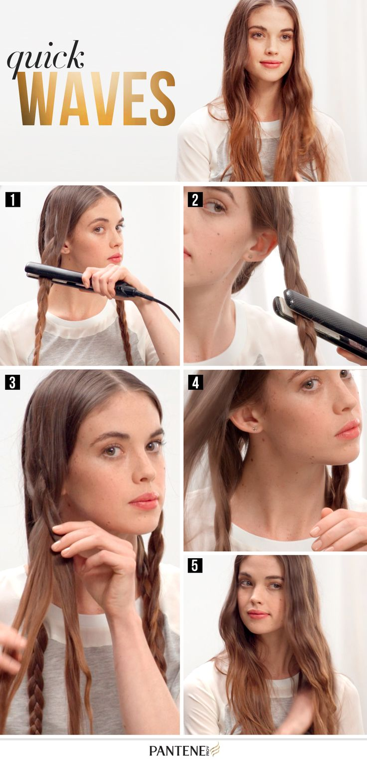 Dust off the flat iron, and use it to create your best waves ever!