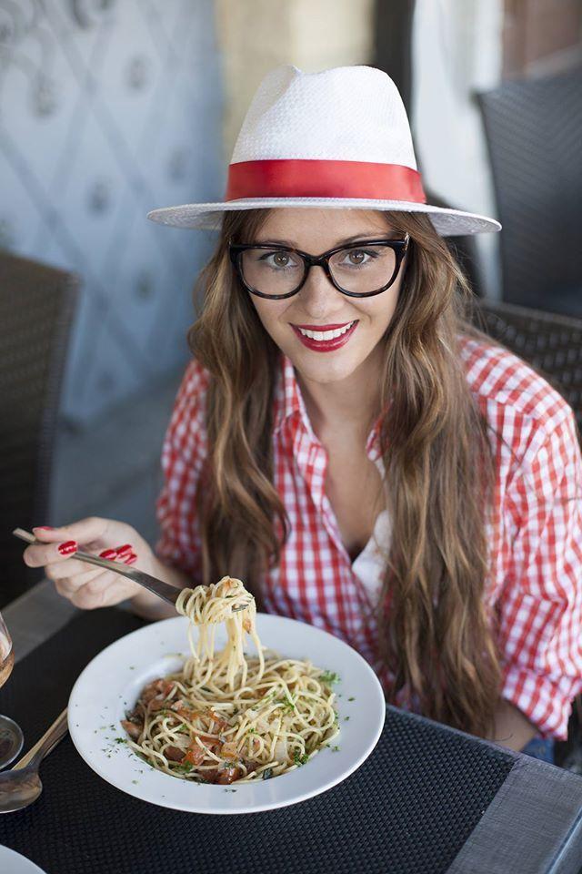 Italian pasta! Yuhmm!!!