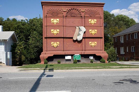weirdest homes in america | 15 of the Weirdest Roadside Attractions in America | BootsnAll