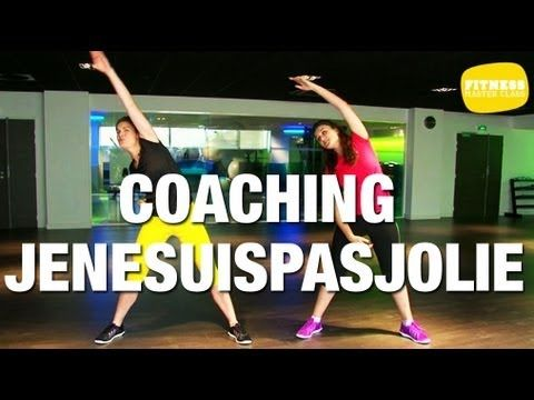 ▶ Fitness Master Class - Coaching : Exercices fitness fessiers et exercices hanches - YouTube
