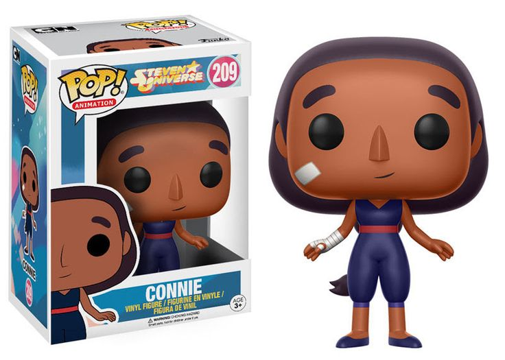 Connie - Steven Universe - Funko Pop Vinyl Figure