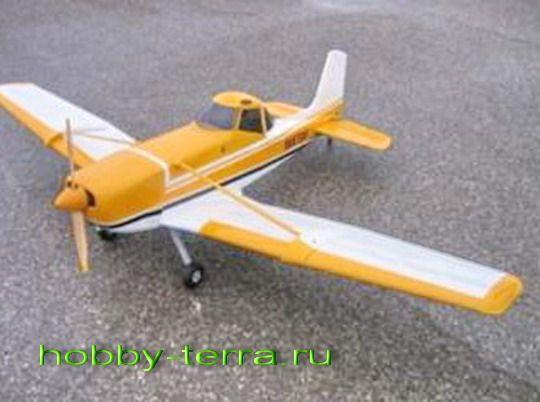 Радиоуправляемые самолеты – игрушка для взрослых | ХоббиТерра ...