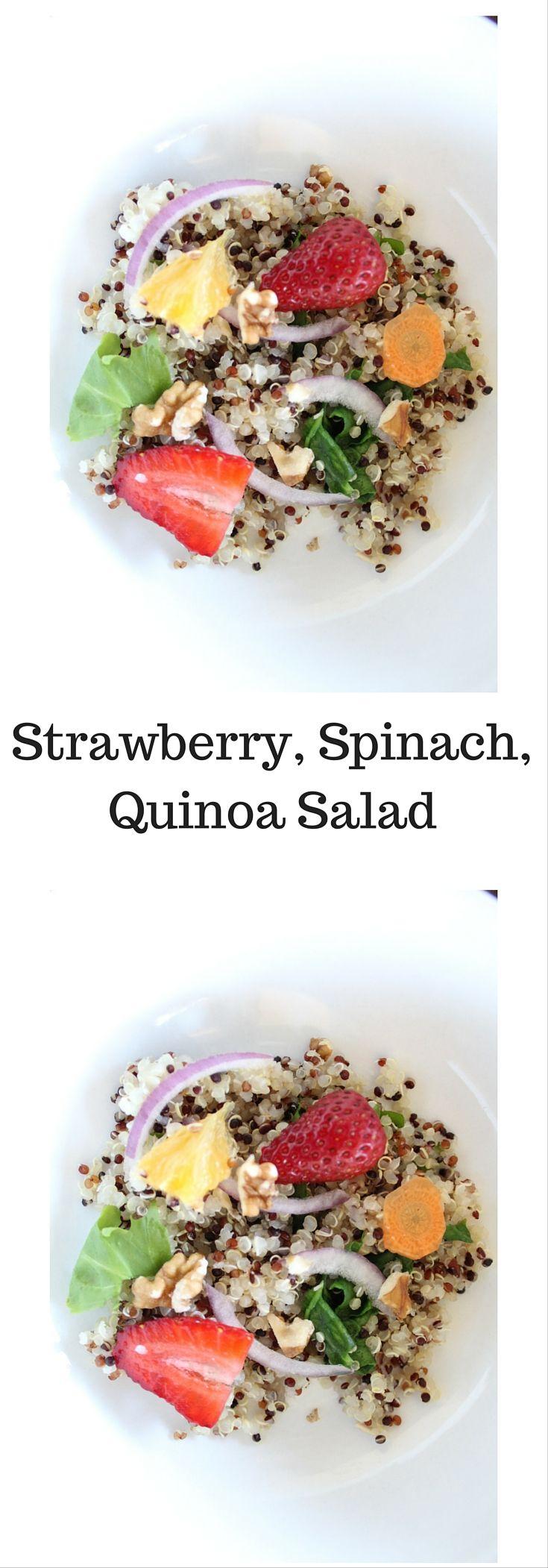 ... quinoa on Pinterest | Quinoa recipe, Quinoa salad and Healthy quinoa