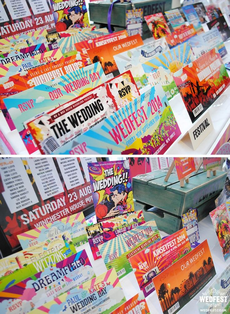 quirky wedding invitations wedfest - http://www.wedfest.co/quirky-weddings-wedding-stationery-belfast/ #wedfest