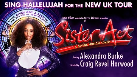 Sister Act Tickets at New Wimbledon Theatre,