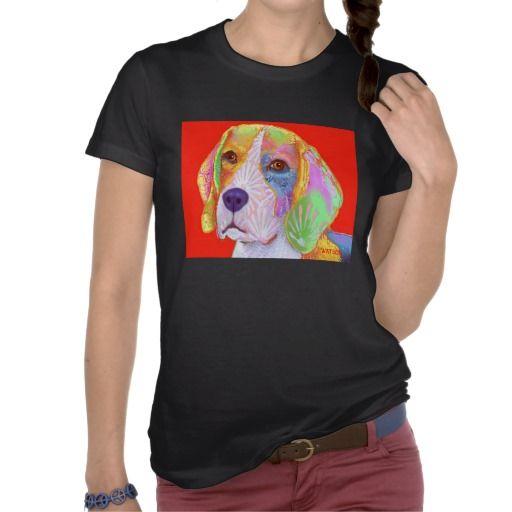 Beagle dog tee shirts