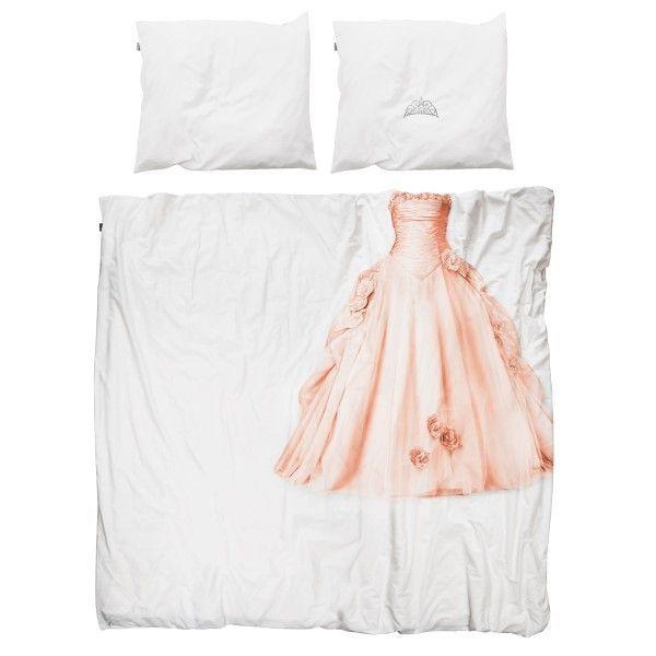 @SNURKbedding  Prinses dekbedovertrek #prinses #sprookje #jurk #bed #snurk #snurken #dromenland #slapen #iedereen #fantasie #origineel #dekbed #dekbedovertrek #design #Flinders