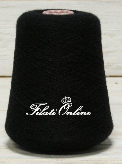WSE51 Filato in puro cashmere elasticizzato nero 13€/hg - http://www.filationline.it/wse51-filato-in-puro-cashmere-elasticizzato-nero-13ehg/  93% cashmere 7% poliestere Spessore 0,5 mm titolo 2/80, art. Jumping, lanificio CARIAGGI Cariaggi Fine Yarns è una azienda leader nella produzione di filati pregiati per la maglieria e tessitura di alta gamma. Uno dei filati più morbidi in assoluto!!! 435gr 56,55€