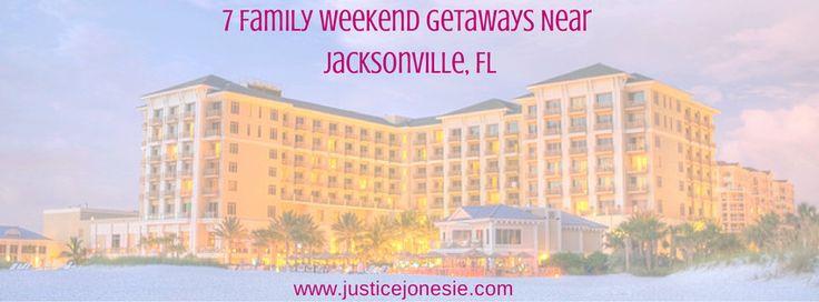 Travel Guide: The  Best Family Weekend Getaways Near Jacksonville