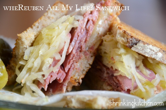 Reuben Sandwich: Potatoes Chips, Real Life, Baking Potatoes, Beef Recipe, My Life, Dresses Recipe, Reuben Sandwiches, Life Adventure, Sandwiches Burgers
