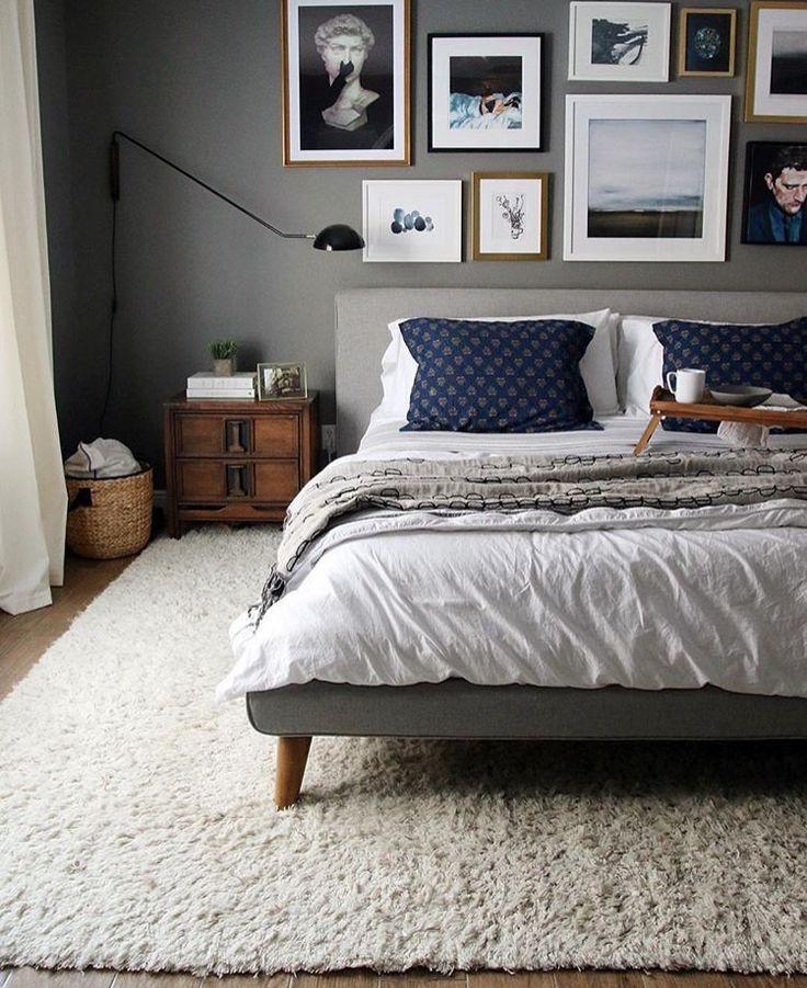 Lovely West Elm Bedroom
