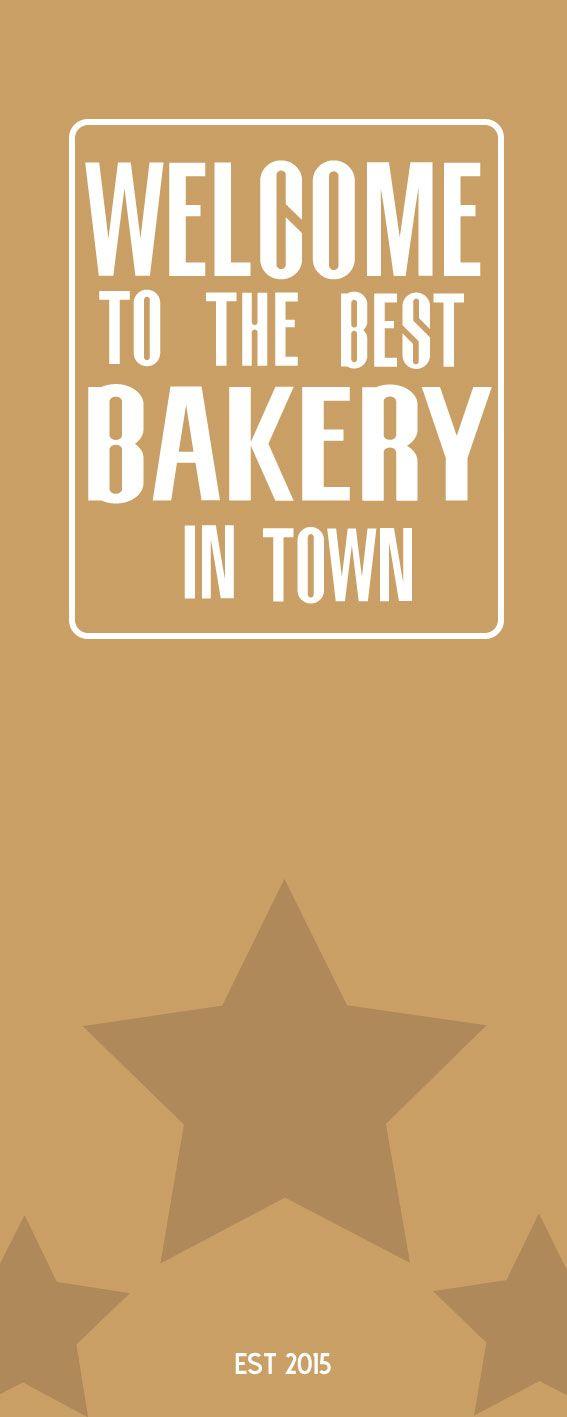 Portfolio  BANNER Bakery
