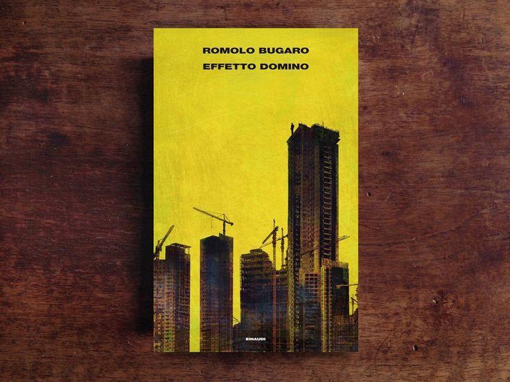 """Max Maestrello ci racconta l'ultimo romanzo di Romolo Bugaro, edito da @einaudieditore: """"Effetto domino"""", ovvero l'apocalisse quotidiana del Nordest."""