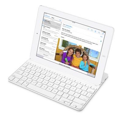 Ultratenký kryt s klávesnicí Logitech pro iPad Air - Vesmírně šedý - 2639,-