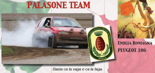 55_PALASONE TEAM http://rallydeglieroi2016.blogspot.it/p/catalogo-degli-eroi.html #rallydeglieroi #sonouneroe #Garibaldi @RobertoCattone