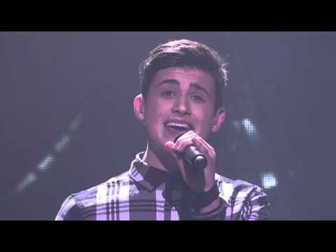 In Stereo summon their inner rock monsters – Live Show 4 – The X Factor Australia 2015 - YouTube