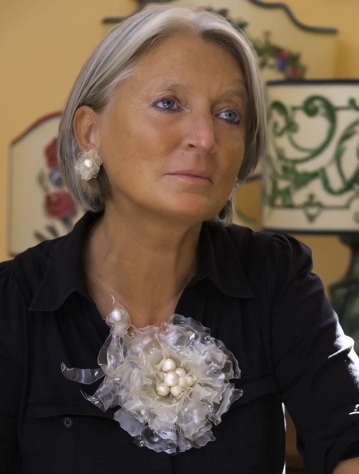 Luisa collana di Agnese Del Gamba #homisperimenta #gioiellocontemporaneo #madeintuscany #agnesedelgamba