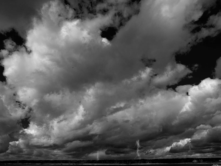 Clouds over Nova Scotia, close to our B and B, by Leo Gesess. www.blueberry-bay.com