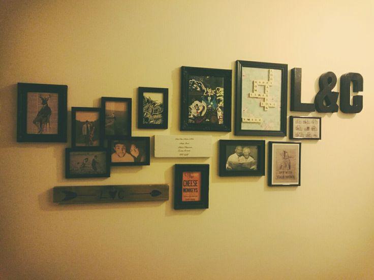 Hallway art 🎨