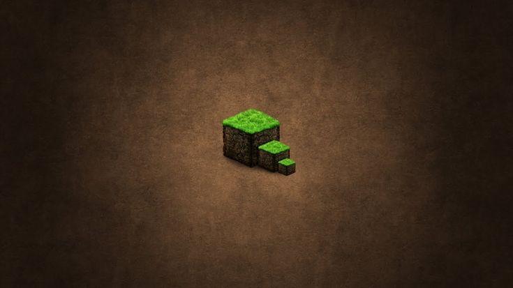 Este tipo de bloque es muy común en el juego online Minecraft